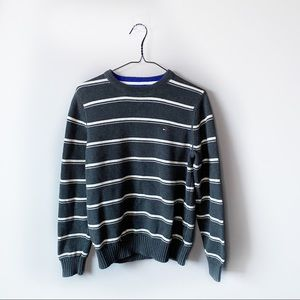 Tommy Hilfiger Striped Sweater | Vintage Look